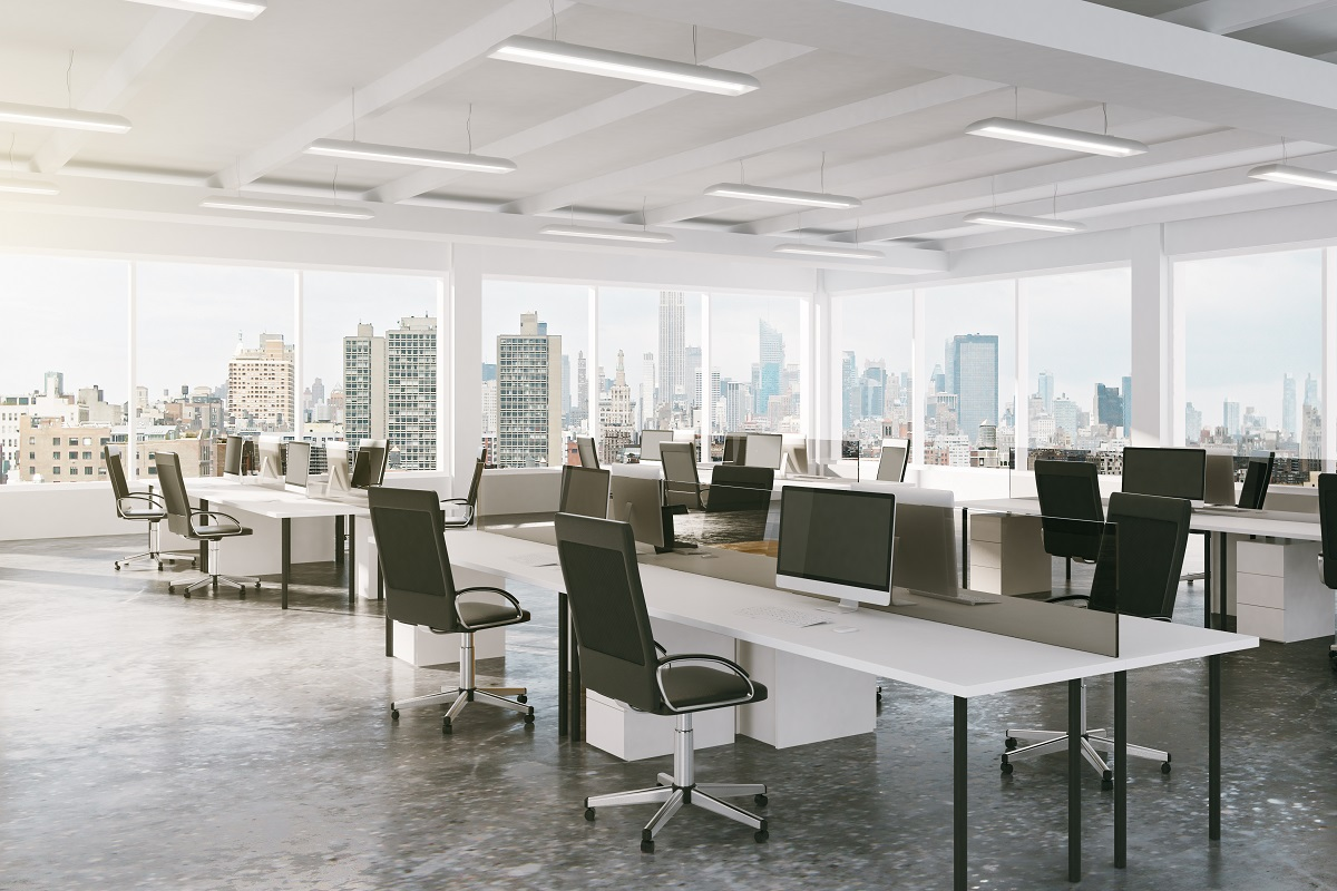 shared office space design. The Differences Between Coworking And Shared Office Spaces Vary Depending  On The Space Design